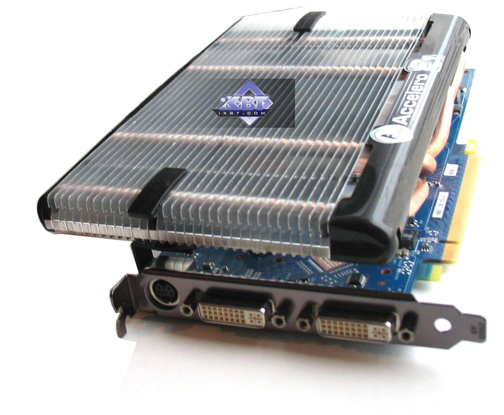 ECS GeForce 8800 GT Accelero S1